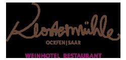 Logo Weinhotel Restaurant Klostermühle