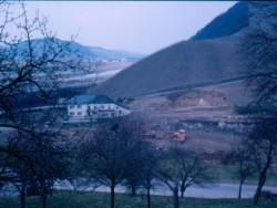 Erbauung der Klostermühle