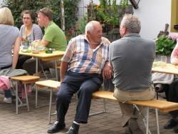 Der Müller Clemens Minn aus dem Weinhotel Klostermühle Ockfen an der Saar unsere Historie