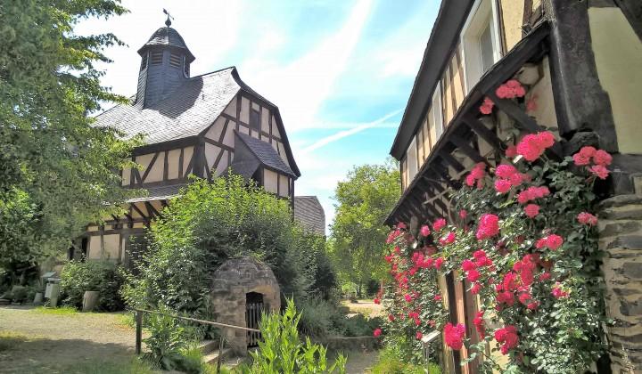 Freilichtmuseum in Konz