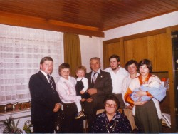 Familie Minn und Mangrich des Weinhotel Klostermühle