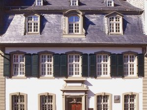 Karl Marx Haus Trier
