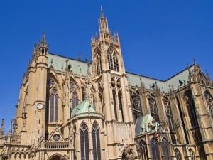 Metz Frankreich