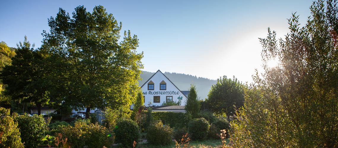Weinhotel Klostermühle Ockfen Saar