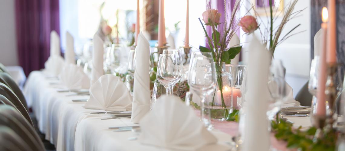 Veranstaltung im Restaurant