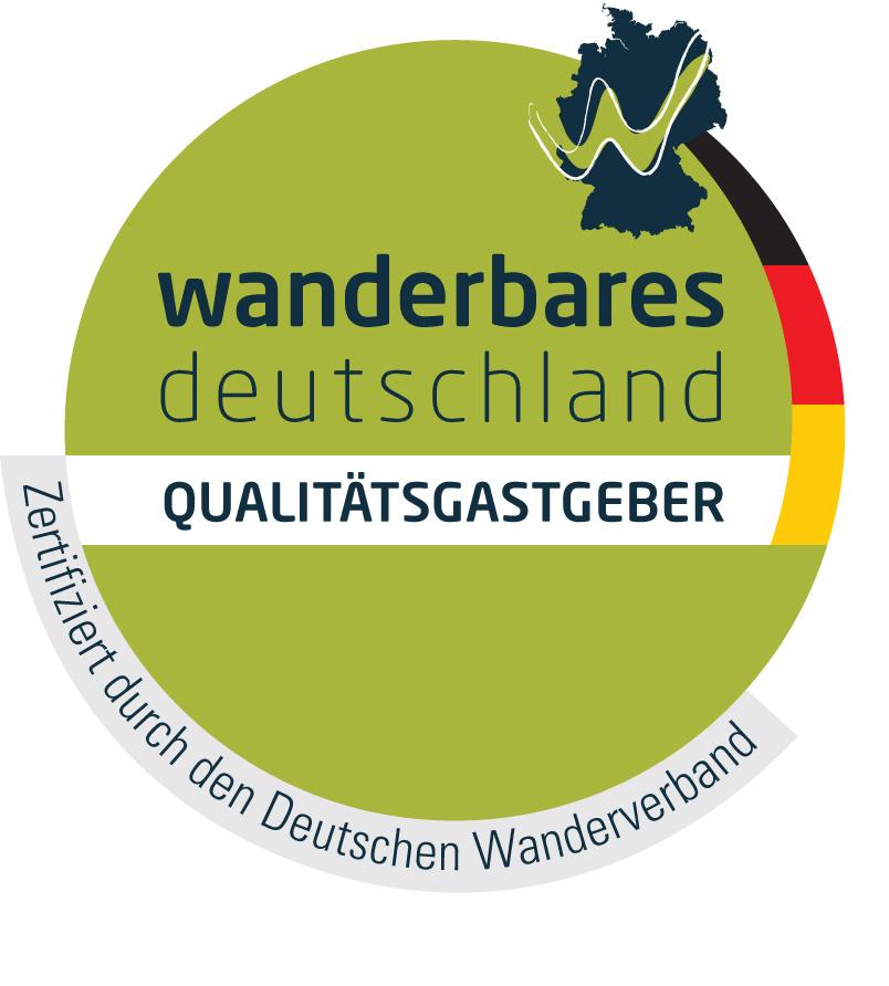 Wanderbares Deutschland auszeichnung